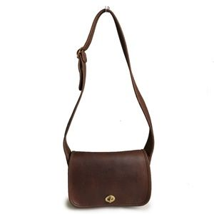 Coach Dinky Pouch Sling Bag Messenger NYC